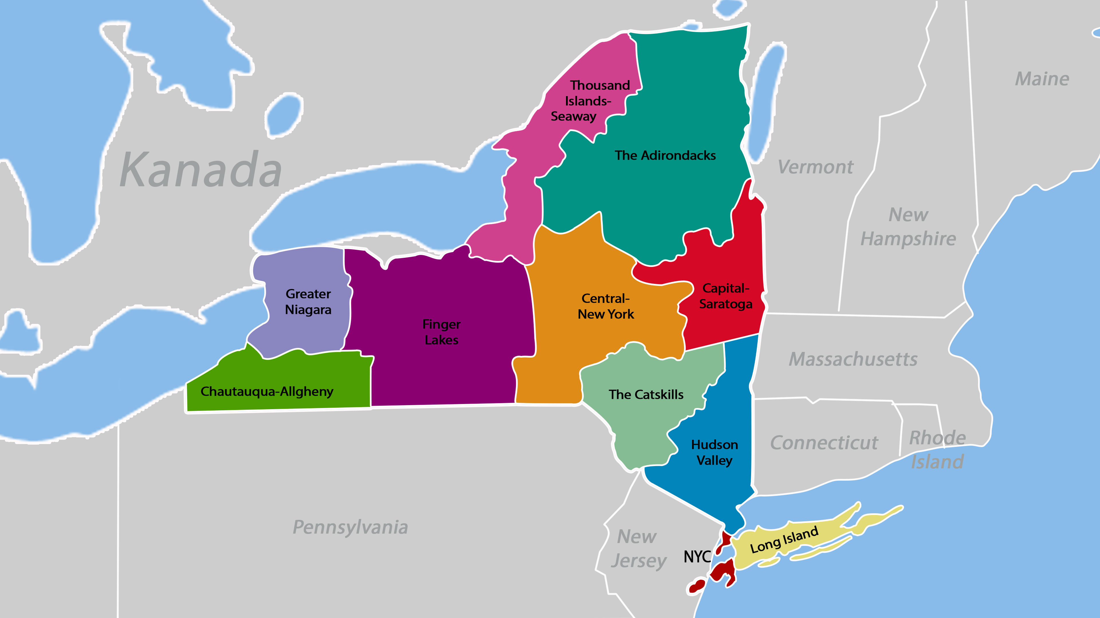 New York Staat